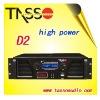 Digital Amplifier, power amplifier, audio equipment