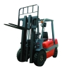into containers forklift truck