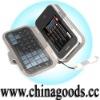 Quad band Cell Phone T2000 + WIFI + JAVA + TV + MSN + YAHOO + google map + Dual cameras + Dual sim card