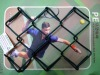 High-density PE coated chain link fence