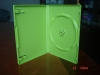 14mm pea green DVD case