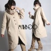 winter clothings/women coat/dust coat
