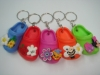 Shoes doll,shoes Key Chain,clogs shoes charm Key Chain