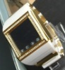 Nem Style watch phone --W900 tri-band 1.5inch TFT touchscreen cell phone watch