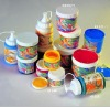 100ml ,250ml Bottles  Acrylic Paints