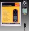 Wind speed& temperature measurement