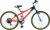 "CK-MFS2609-6(YE2635)26"" MOUNTAIN BICYCLE, bicycle, bike,"