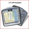 "3.5"" Car GPS Navigation System GP27"