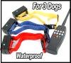Radio Remote Electronic Shock Collar For Training 3 Dog PA9
