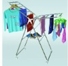 Small Moving Aliform  laundry rack YJ-209