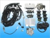 CNG/LPG convert kits for 6 cylinder injection system