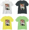 Pirate King T shirt cotton short sleeve