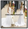 Fashion White wedding gown Bai005