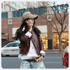 Fashion Style Ladies' Leather Jacket F37