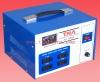 SVC AC automatic voltage stabilizer (blue)