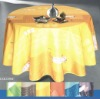 printed Nappe table cloth