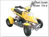 Mini ATV(Pocket ATV/Quad),front drum/rear disc brake