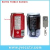 new hidden bottle camera,video camera,cans video recorder(JVE-3306A)