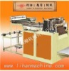 Ultrasonic wiping cloth forming machine