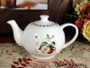 new design ceramic tea pot
