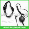 Two way radio accessories throat microphone for Motorola handheld radio GP Series GP88 GP88S GP68