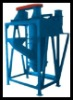 FLQ Fiber and Rubber Grain Separator is used for separating Fiber from rubber grains which produced by the Rubber Coarse Crusher
