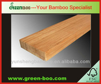 GREENBOO Carbonized Vertical Bamboo Plank
