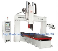 CHAODA high feature cnc 5 axis control machine