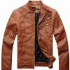 winter leather coat for men