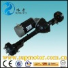 electric golf cart motor and axle as well as controller