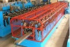 C Z automatic changing purlin roll forming machine