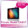 Private Model !! 1024*600 tablet pc notebook