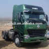 sinotruck HOWO A7 6*4 tractor trailer truck