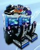 3d simulator game machine hot sale,real feeling and popular arcade racing simulator game machine-- Initial D6AA
