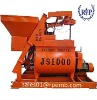JS500-1500 Twin Shaft Concrete Mixer for sale