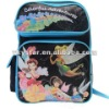 "16"" Tinkerbell 2012 school bags for teenage girls"