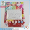 hot selling kid color drawing pattern