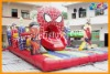 Spider-Man new designed inflatable bouncer