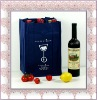 Delicate 6 Bottle Wine Bag