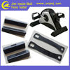 Mini exercise bike parts with used plastic mould