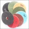 Granite and Mable stone wet Polishing Pad