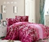 Nice Printing flannel fleece bed sets