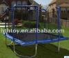Small kids trampoline 2012 trampoline tent