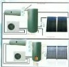 separated solar hot water heater best for family