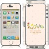 For iphone 5 skin sticker (Manufacturer directly!)