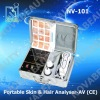 NV-101 Boxy skin&hair analyzer ,connect to TV with AV function (CE Approved)