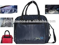 Newest Microfiber Baby Diaper Bag