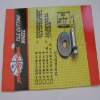 Ceramic tile cutter wheel