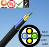 UV protection 3G used 2-fiber Far transmission Cable I(SJC001)