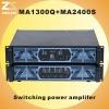 MA series pro amplifier
